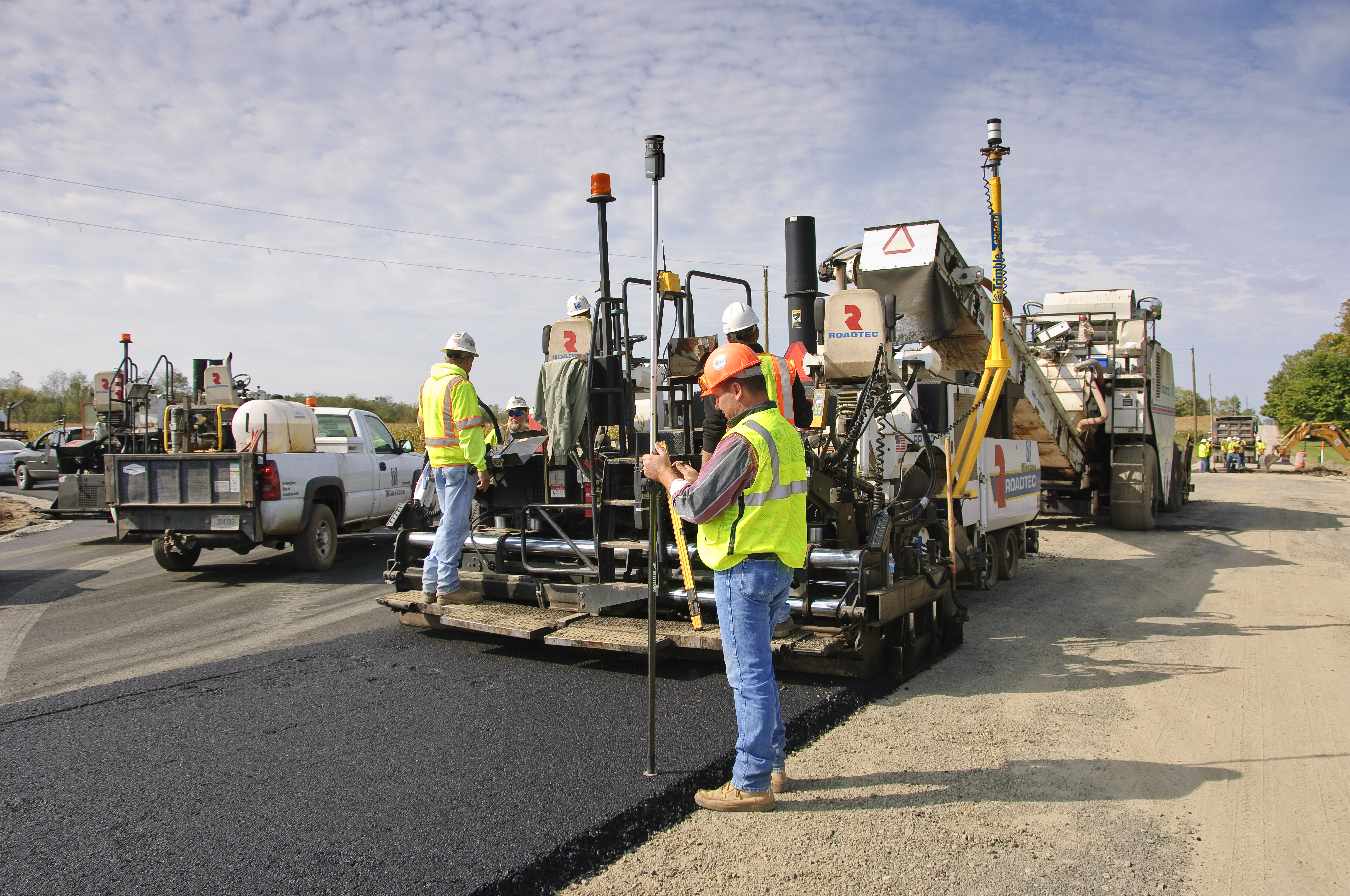 Paving Solutions
